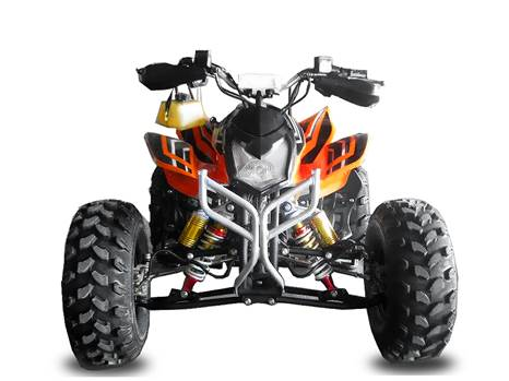 ATV Grizzly 125cc offroad